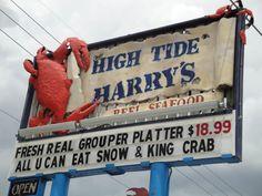 hide tide Harry's Orlando   High Tide Harry's – Seafood – Orlando