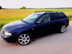 """Audi A4 B5 1,8T 150 KM, klima 2000 rok lift 17"""" Bez wkładu OC na rok! Siedlce - image 1"""
