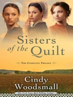 a wonderful series by cindy woodsmall....i could not put these books down....loved them