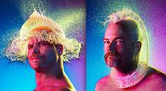 """""""Water Wigs"""" by Photographer Tim Tadder"""