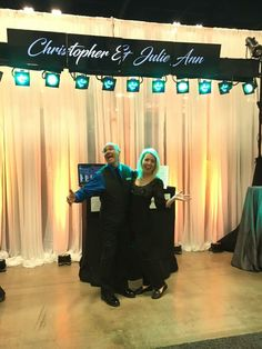 Julie and me having fun at a fair before the door's open. Video Wall, Display Screen, Photomontage, Screens, Quad, Dj, Presentation, Names, Photo And Video