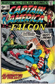 Captain America #192 (9P Variant), December 1975 Issue - Marvel Comics - Grade G/VG