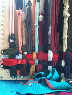 January 4 2014 Potholder Rug Weaving Workshop by CrispinaMaterial