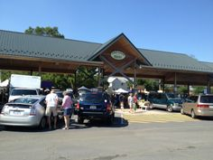 On Tuesdays and Saturdays, through the summer and fall, explore Harrisonburg Farmers Market - a bustling open-air market offering handmade goods, art , and farm-fresh produce in Turner Pavilion (228 S. Liberty St. Hours: 7 a.m. - 1 p.m., Tues. & Sat.).
