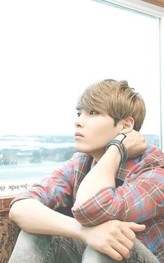 It's your choice, when and how your life's sparking begins, not age. Happy Birthday Ryeowook :)
