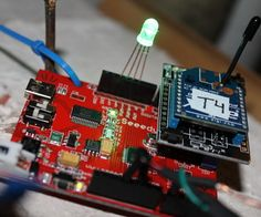 myHome - home automation with Arduino and XBee   Check out http://arduinohq.com  for cool new arduino stuff!