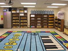 Music rugs for home at bert raney elementary pictures of the classroom musi Classroom Decor Themes, Classroom Design, Music Classroom, Classroom Ideas, Classroom Rugs, Classroom Displays, Music Bulletin Boards, Music Theory Worksheets, Middle School Music