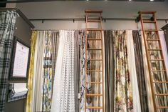 A recent visit to Drapery Street in the Indiana Design Center, had me feeling like a kid in a candy store