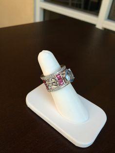Custom Mother's Ring #JewelerByDesign