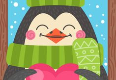 What You'll Be CreatingIn this tutorial we'll be drawing a lovely cartoon penguin, which will help us to feel warm and cozy on a cold winter day. We'll be using basic shapes and some drawing...