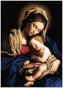 Most Holy Mother