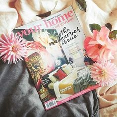 Loving the new format @yourhomeandgarden and it's packed full of gorgeous goodies available at Shut the Front Door!  RG@helenbankers  #interiorinspiration #shutthefrontdoorstore #stfdnz #yourhomeandgarden