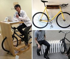 Cycle Crazy: 14 Smart & Stylish Bike Storage Solutions