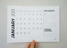 stay organized with these printable calendars from SacredandProfane  #photogpinspiration