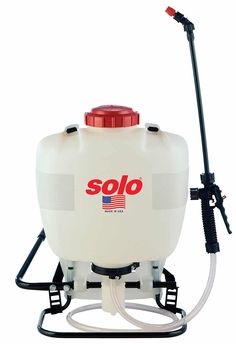 Amazing offer on Solo 425 Professional Piston Backpack Sprayer, Wide Pressure Range 90 psi online - Topgetitnow