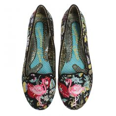 Flamingo dream shoes are just not even fair.... - Not Buying