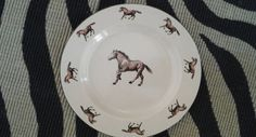 Marble Canyon Vintage Western Enamel Horsey by LipstickLounge, $30.00