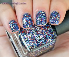 """Deborah Lippmann's """"Stronger"""" - created in collaboration with Kelly Clarkson (and named after the best song ever)"""