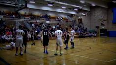 Boys basketball highlights: St. Mary's at Lakeview (senior night) 2-03-2015. www.lakecountyexam.com