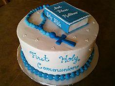 1ST COMMUNION CAKE IDEAS