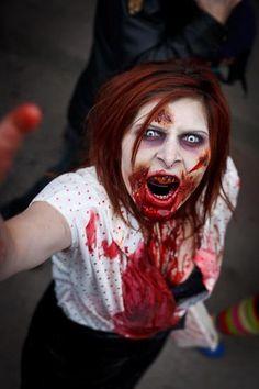 .Zombie Walk