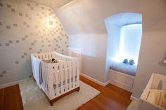 Nursery per tre gemelli Blog, Nursery & Camerette Piccoli Elfi