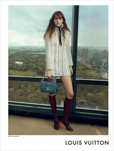 Louis Vuitton Spring Summer 2015 Advertising Campaign