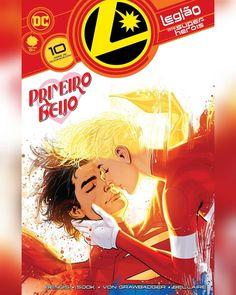 Dc Comic Books, Comic Book Covers, Comic Art, Dc Comics, Funny Comics, Ultra Boys, Saturn Girl, Jonathan Kent, Guardians Of The Universe