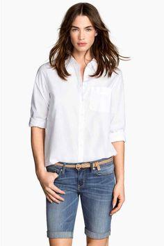 Shorts in denim | H&M