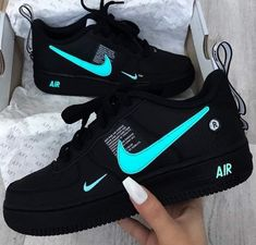 Custom Sneakers, Custom Shoes, Vans Sneakers, Sneakers Fashion, Nike Fashion, Fashion Shoes, Sneakers Style, Fashion Outfits, Casual Sneakers