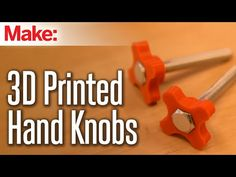 3D Printing Gives Them A Hand – Or Better Yet a 3D Printed Hand Knob | 3D Printing Channel Videos 3D Printers Services Technology