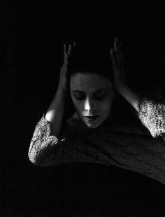 Martha Graham By Imogen Cunningham