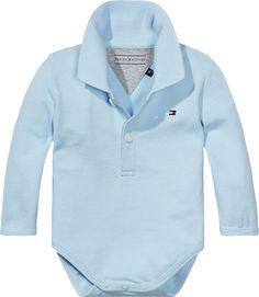 Klassisches Babypoloshirt in süßer Geschenkbox. In mehrenen Farben erhältlich. Ein ideales Geschenk zur Geburt.97% Baumwolle, 3% Elastan...