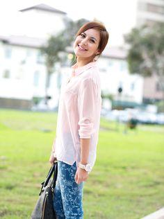 Jeans reversibles, looks reversibles | Moda Saga Falabella