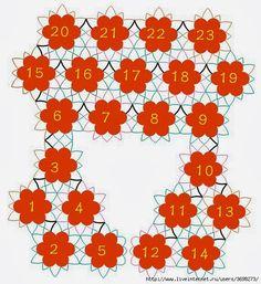 Aprenda com o gráfico como fazer este lindo bolero de crochê, confira