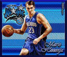 NBA Player Edit - Mario Hezonja