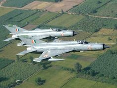 Slideshow : MiG 21: IAF bids adieu to one of its old workhorses - MiG 21: IAF bids adieu to one of its old workhorses | The Economic Times