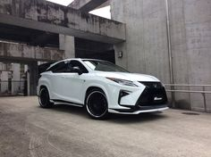Lexus RX Wide Body Kit by Artisan Spirits  (4)