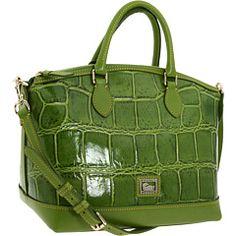 Dooney and Bourke croc satchel.