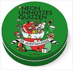 NEON Unnützes Quizzen: Der Adventskalender!: Amazon.de: kein Autor: Bücher