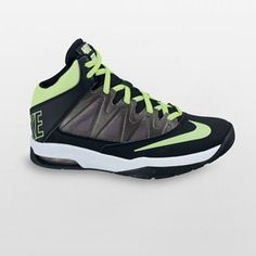 timeless design e24a6 84ef7 Nike Air Max Stutter Step Basketball Shoes - Grade School Boys
