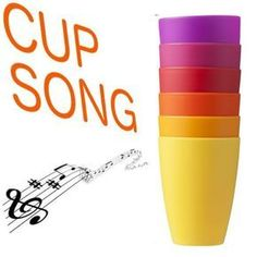 Cup Song en maternelle: J'aime l'école! Preschool Music, Music Activities, Activities For Kids, Music Class, Music Education, Music Guitar, Music Songs, Cup Song, I Love School