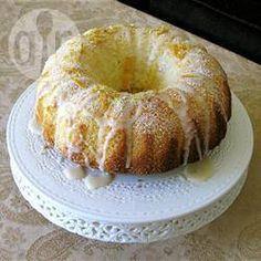 Light and Airy Orange Cake @ allrecipes.co.uk