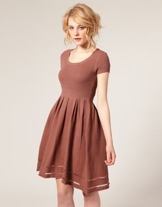 ASOS 50s Knitted Dress - on sale for $43.10