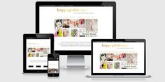 5 Reasons to rebuild your website http://www.happygirldesign.com
