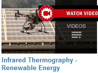 Thermography renewable energy videos at http://www.youtube.com/playlist?list=PLfDhf4vwB9gJTk11Q91mELsCnbfstqy-f