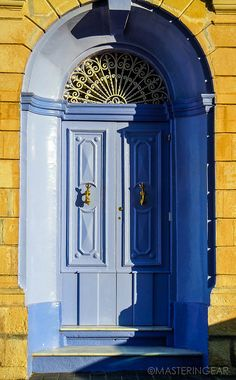 Doors of Malta by Imkerhonig, via Flickr