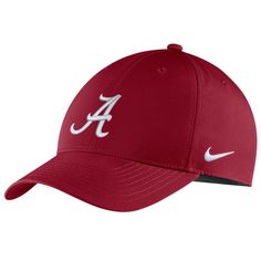 low cost 8f298 8f55e Adult Nike Alabama Crimson Tide Adjustable Cap, Red Oklahoma Sooners,  Alabama Crimson Tide,
