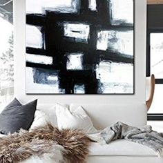 """Check out our web site for additional relevant information on """"abstract art paintings techniques"""". It is an excellent place to read more. Large Canvas Art, Abstract Canvas, Abstract Paintings, Wooden Greenhouses, Green House Design, Watercolor Artists, Contemporary Artists, Modern Art, Layout Design"""