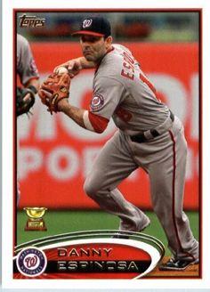 2012 Topps #359 Danny Espinosa - Washington Nationals (Baseball Cards) by Topps. $0.88. 2012 Topps #359 Danny Espinosa - Washington Nationals (Baseball Cards)
